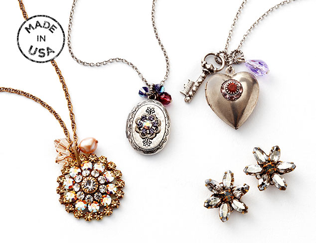 Made in USA: Liz Palacios Jewelry at MYHABIT