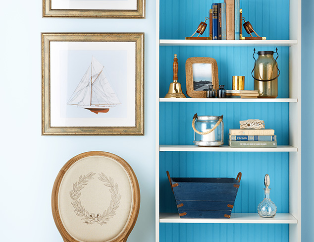 Nautical By Nature: Home Décor at MYHABIT