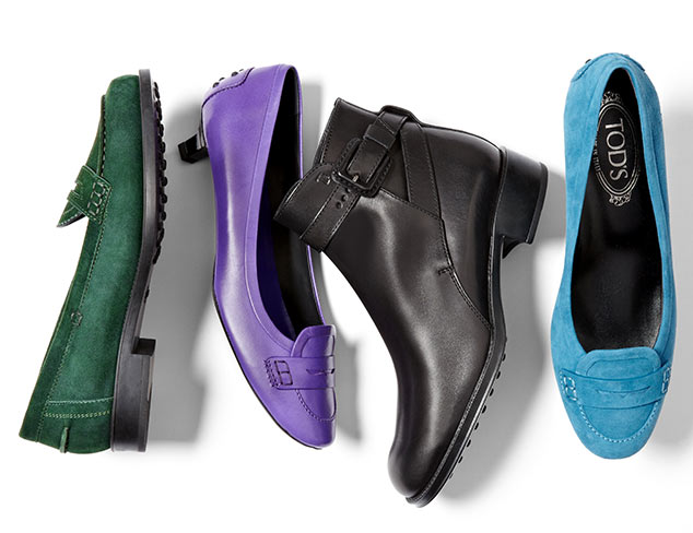 New Markdowns: Tod's Shoes at MYHABIT