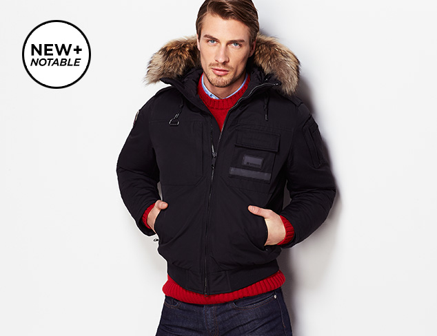 Outerwear by Museum, Fjallraven & More at MYHABIT