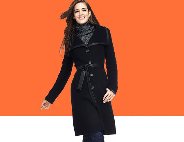 Outerwear feat. DVF, Soia & Kyo & More at MYHABIT
