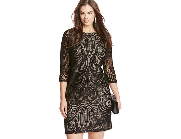 Plus Size: Holiday Dresses at MYHABIT