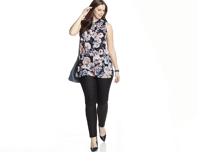 Plus Size: Weekend Styles feat. BB Dakota at MYHABIT