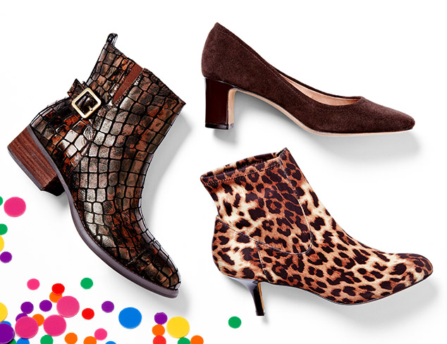 Shoes of the Season feat. Donald J Pliner at MYHABIT
