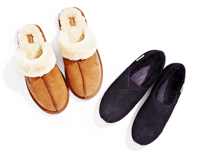 Slippers feat. Australia Luxe Collective at MYHABIT