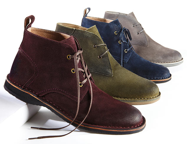 The Chukka Boot at MYHABIT