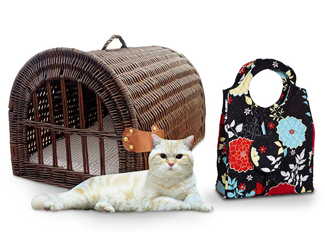 Travel Gear: Luggage, Pet Carriers & More at MYHABIT