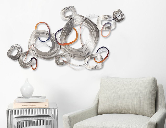 Up to 70% Off: C'Jere Wall Installations at MYHABIT