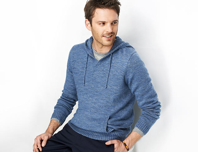 Up to 70% Off: Sweaters & Polos at MYHABIT