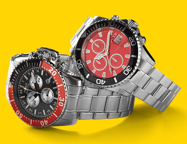 Up to 75% Off: Giftworthy Watches at MYHABIT