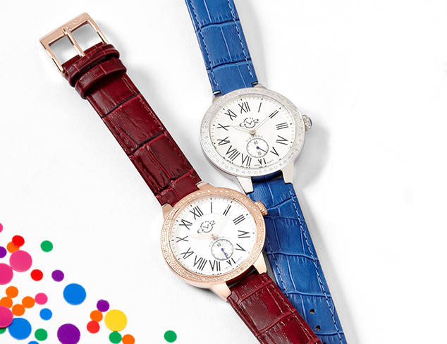 Up to 90% Off: Diamond Watches at MYHABIT