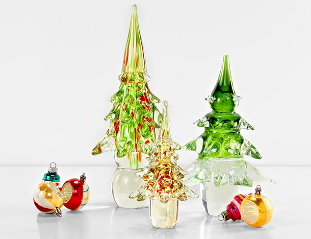 Vintage & Vintage-Inspired: Holiday Décor at MYHABIT