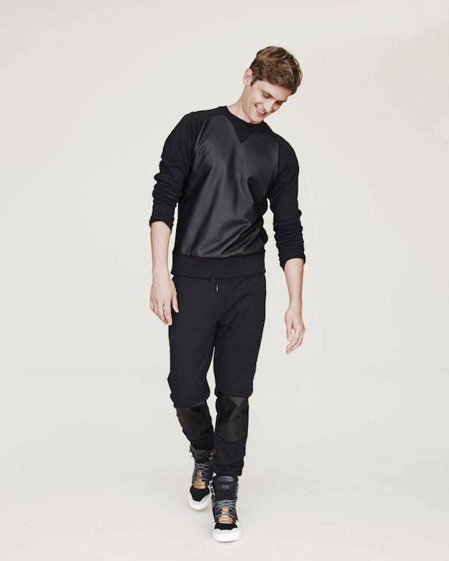 Y-3 Tech Coated Sweatshirt