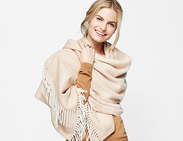 Accent Yourself: Scarves, Wraps & More at MYHABIT