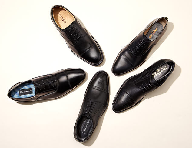 Basic Black: Dress Shoes at MYHABIT