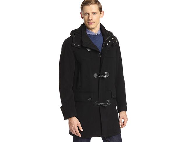 Basic Black: Outerwear at MYHABIT