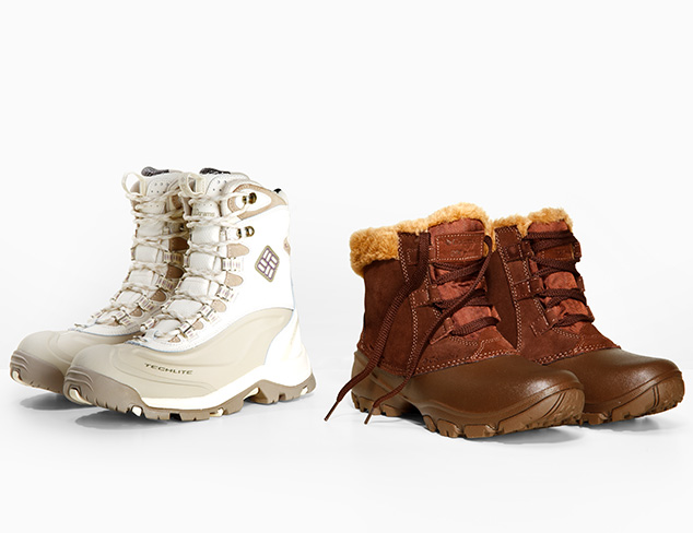 Boots & More feat. Columbia at MYHABIT