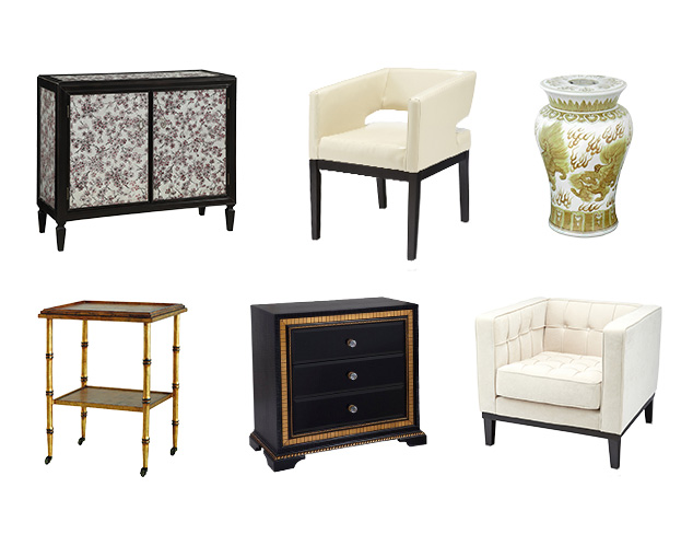 Chinoiserie Chic: Furniture at MYHABIT