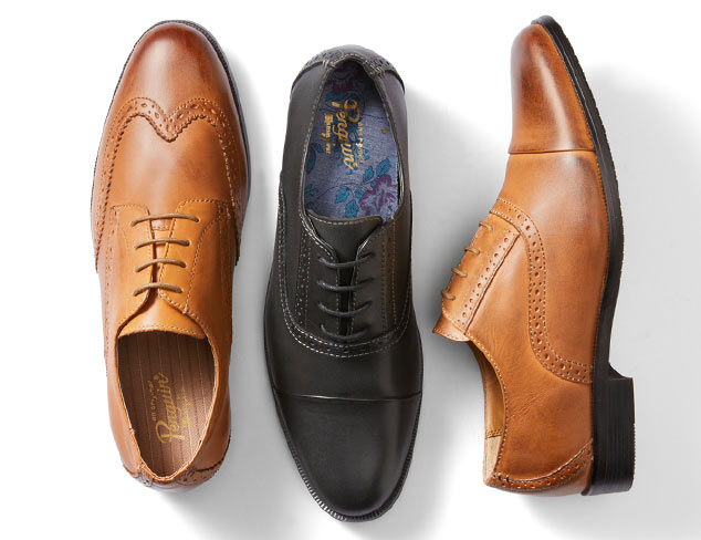 Classic & Cool: Shoes feat. Original Penguin at MYHABIT