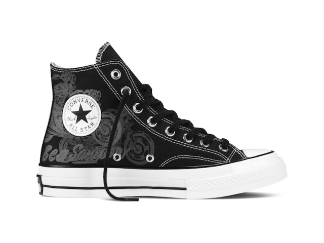Converse Chuck Taylor All Star 70 Andy Warhol Motorcycle