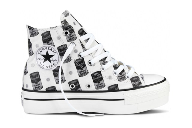 Converse Chuck Taylor All Star Andy Warhol Lux