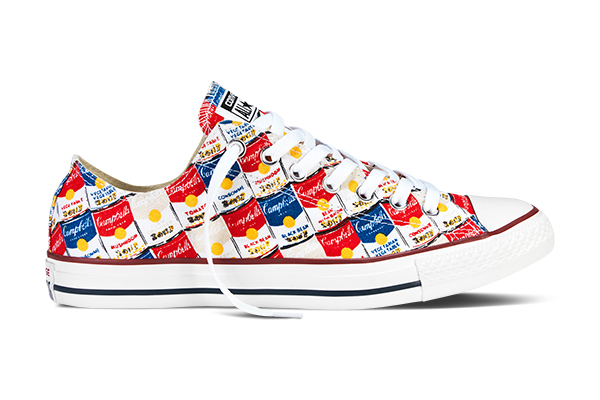 Converse Chuck Taylor All Star Andy Warhol Multi