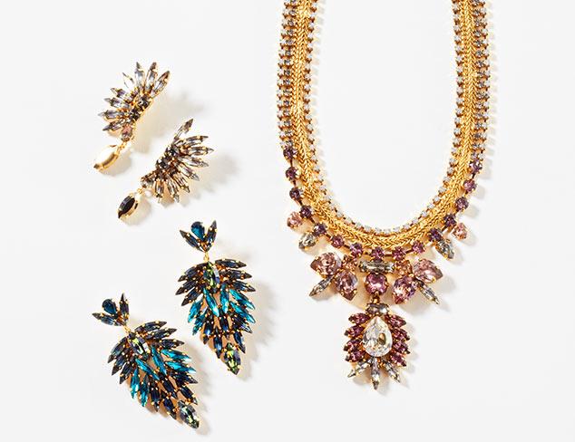 Crystal Crush: Jewelry at MYHABIT