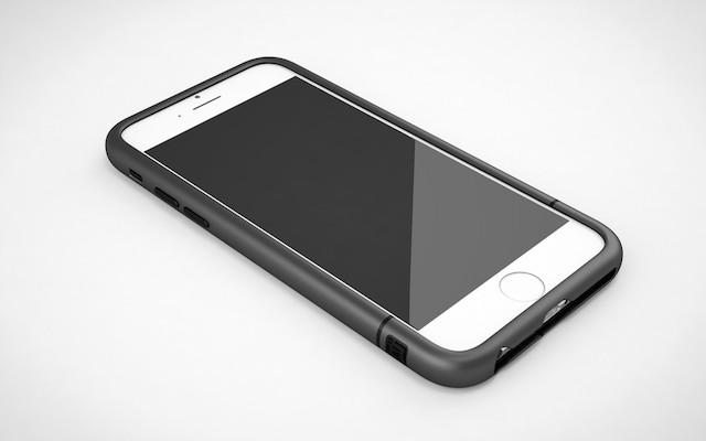 Design by many AL13 v3 AeroSpace Aluminum Bumper for iPhone 6 & 6 Plus_1