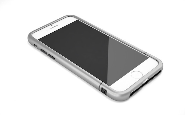 Design by many AL13 v3 AeroSpace Aluminum Bumper for iPhone 6 & 6 Plus_6
