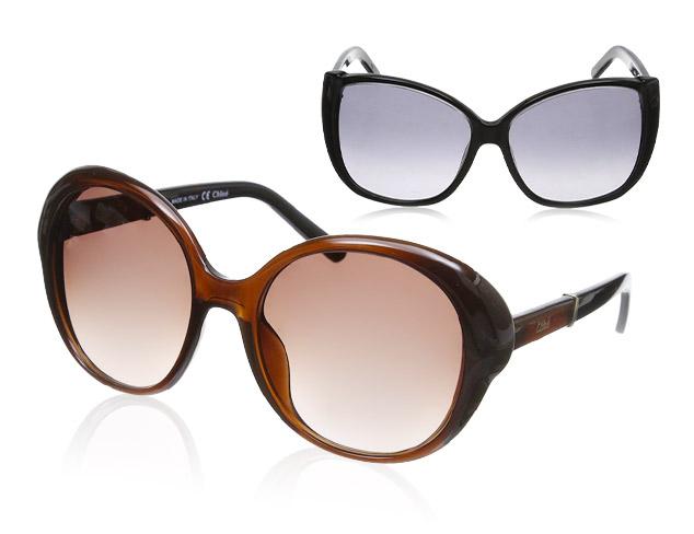 Designer Sunglasses: Fendi, Chloé & More at MYHABIT