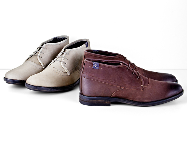 For Everyday: Boots & Chukkas at MYHABIT
