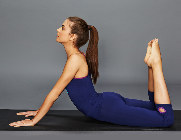 Get Active: Be Up & Satva Yoga Wear at MYHABIT