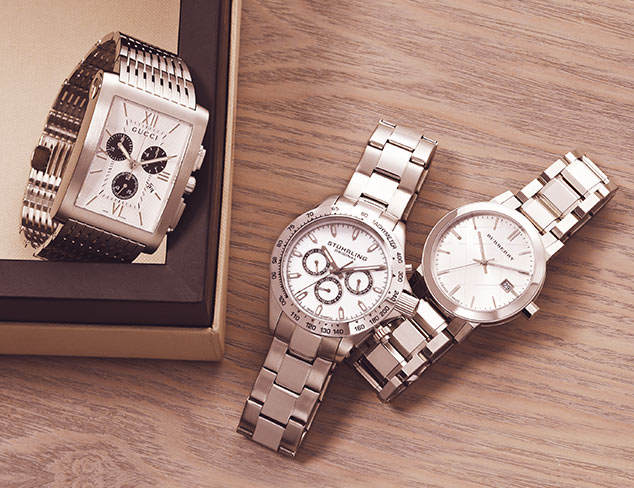 Gifts for Him: Watches at MYHABIT