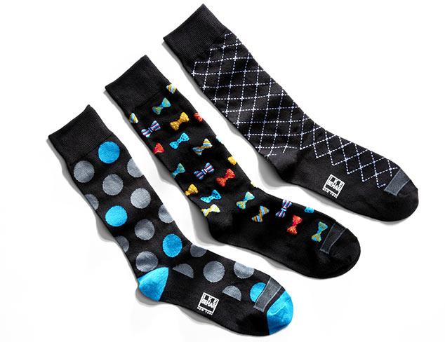 Ike Behar Socks & More at MYHABIT