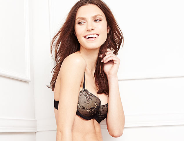 Lovely in Lace: Intimates at MYHABIT