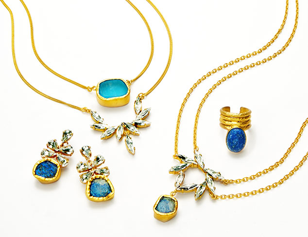 Natural Beauty: Stone Jewelry at MYHABIT