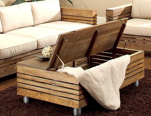 Natural Living: Jeffan Furniture at MYHABIT