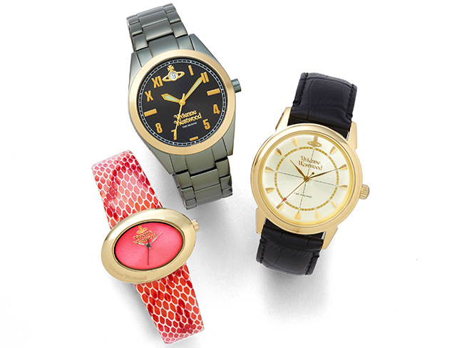 New Arrivals: Vivienne Westwood Watches at MYHABIT