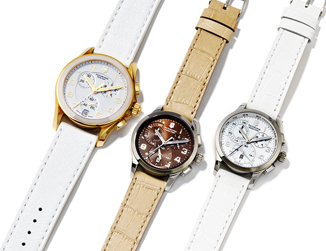 New Arrivals: Watches feat. Victorinox at MYHABIT