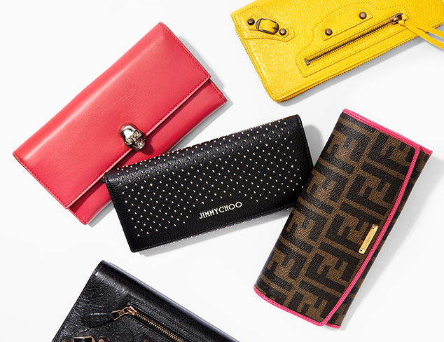 New Markdowns: Designer Wallets at MYHABIT