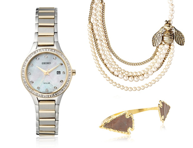 New Markdowns: Jewelry & Watches at MYHABIT