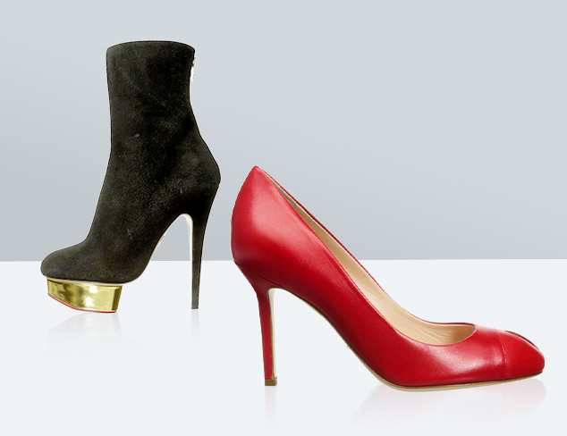 New Markdowns: Shoes feat. Sergio Rossi at MYHABIT