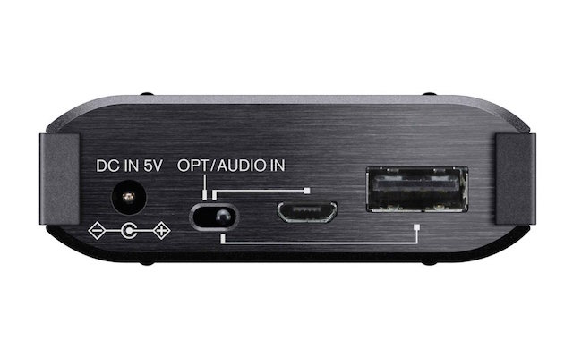 ONKYO DAC-HA200B D:A Converter and Headphone Amplifier5