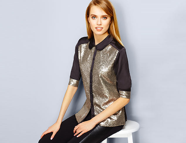 Party Ready: Tops, Skirts & More at MYHABIT