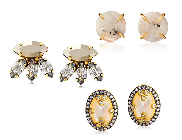 Perfect Pair: Stud Earrings at MYHABIT