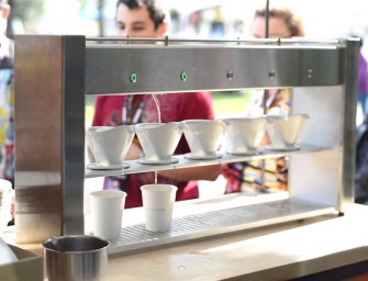 Poursteady Automated Pour-over Coffee Machine