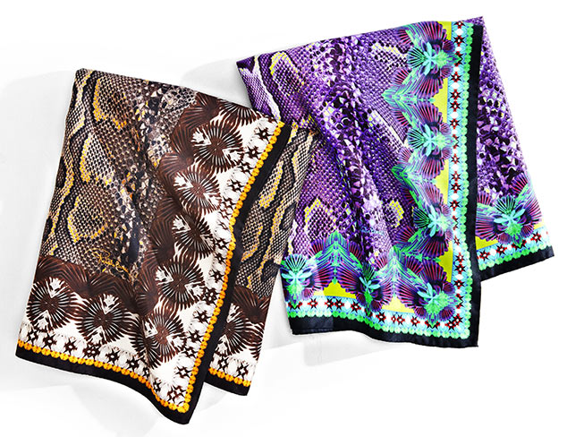 Roberto Cavalli Scarves at MYHABIT