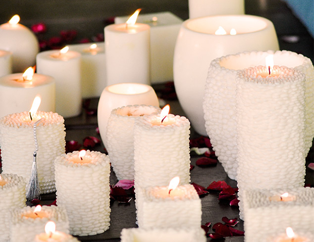 Set the Mood: Candles & Soft Lighting at MYHABIT