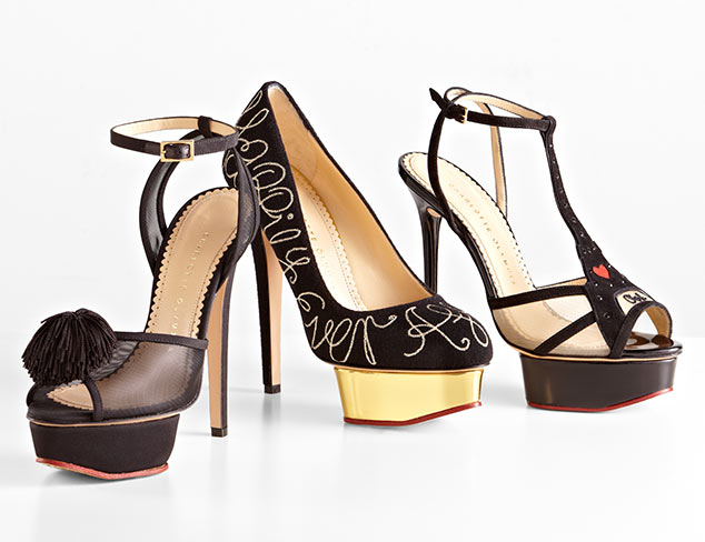 Shop by Height: High Heels at MYHABIT