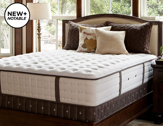Stearns & Foster Mattresses at MYHABIT